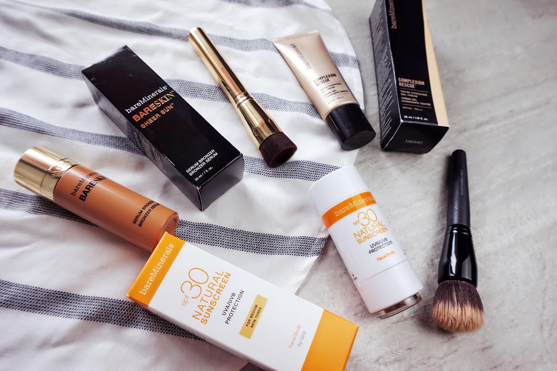 beauty_beautyblogger_hannover_bareminerals_sommer_makeup_complexion_rescue_sommer-glow_trend_schminke