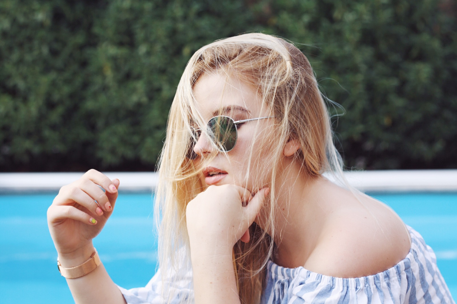 itsgoldie_itsgoldie_modeblog_hannover_fashionblog_brandfield_sonnenbrille_cluse_uhr_polaroid_ray_ban_sommer_accessoires_trends_tipps_shopping
